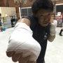 キックボクシングの試…