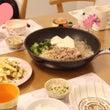 肉豆腐、ツナ枝豆、さ…