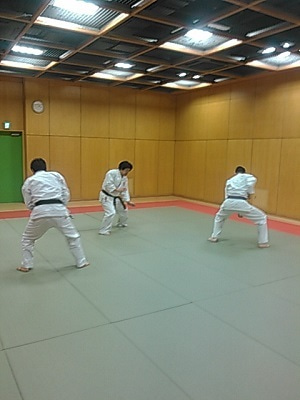 日本拳法講武会館品川道場:練習内容