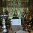 神山の観世音菩薩様と…