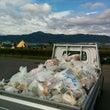 琵琶湖湖岸清掃活動・…