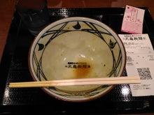 丸亀製麺(カレーうどん 完食)