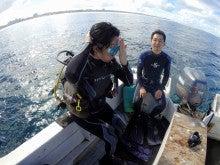 サイパン 体験ダイビング