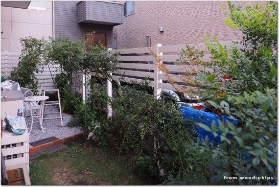 東久留米市 バラの庭 フェンス