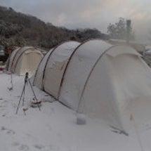 冬キャンプに備えて、…