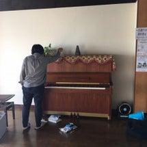 ピアノ調律完了♬