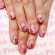 ピンク×パープルのク…