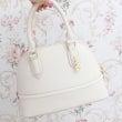 ホワイトのバッグ♡