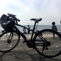 二度目の長距離サイク…