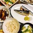 秋刀魚な夕食