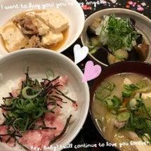 夕飯╰(*´︶`*)…