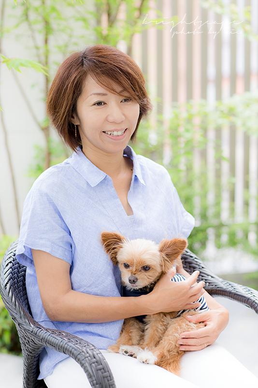 ガーデンデザイナー林恵美子さん