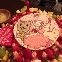 ♡バースデーケーキ♡