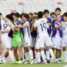 【サッカー】 日本、…