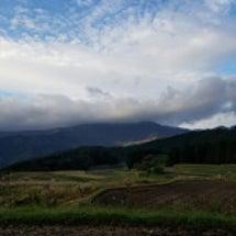 朝7時氷ノ山