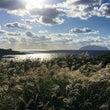 島の秋景色