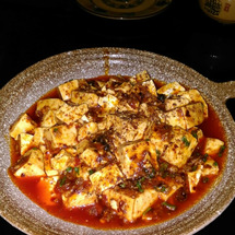麻婆豆腐はお好きです…