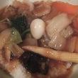 10品目中華丼をスプ…