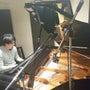 ピアノ録り