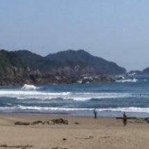 波は落ち着きました!…