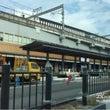 京都駅とスタバのピー…