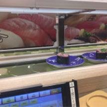 17年ぶりの回転寿司…