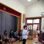牧谷保育園での講演会