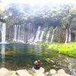 白糸の滝♡