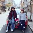 弟妹とドライブ&買い…