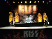 KISS EXPO Stage