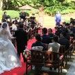 またまた結婚式の付添…