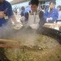 鮭祭 大鍋振舞 ご参…