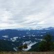 雲取山から将監峠を経…