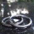 タンタルの指輪やハフ…