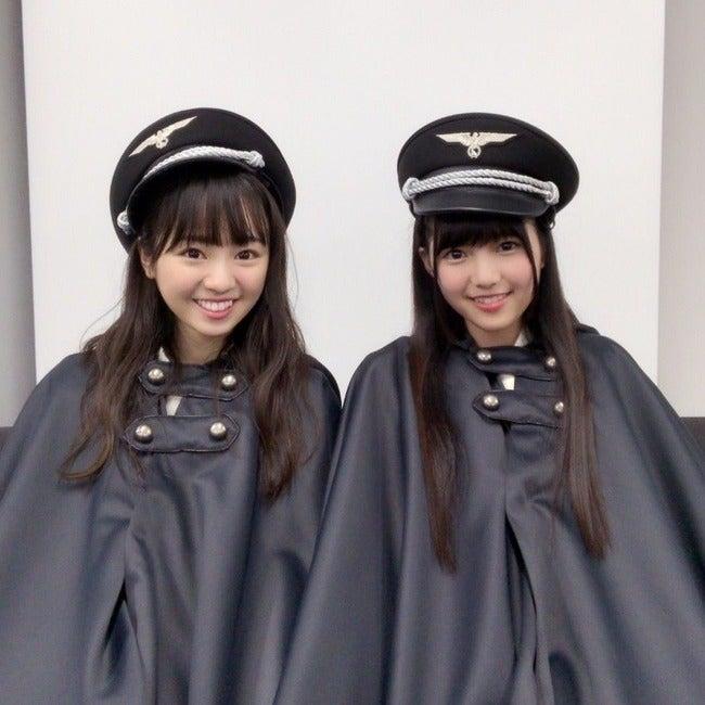ナチスの軍服に似てるという\u2026