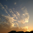 空を見れる幸せ✨
