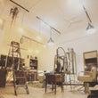 セカンドフロアの家具
