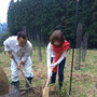吉野で記念植樹♫〜リ…