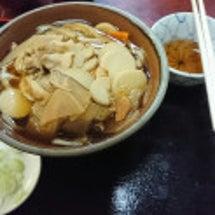 加須のうどんは美味し…