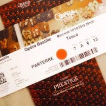 オペラを観に