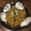 """""""牡蠣のスパゲッティ…"""