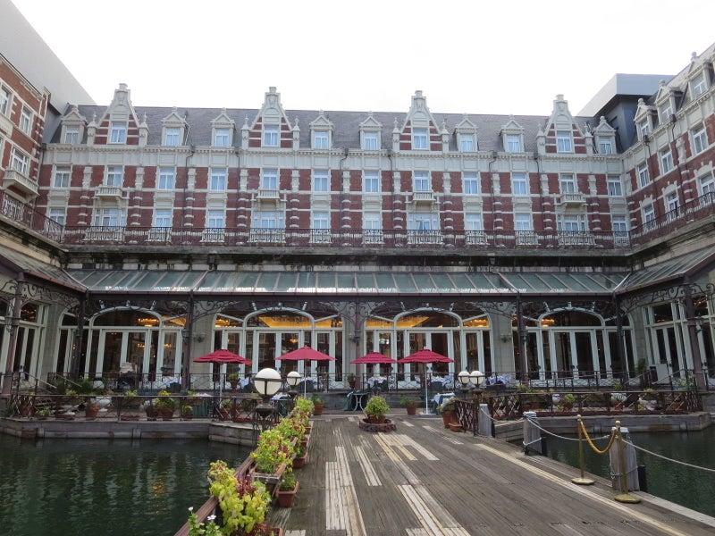 ハウステンボス ホテルヨーロッパ