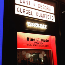 Blue Note …