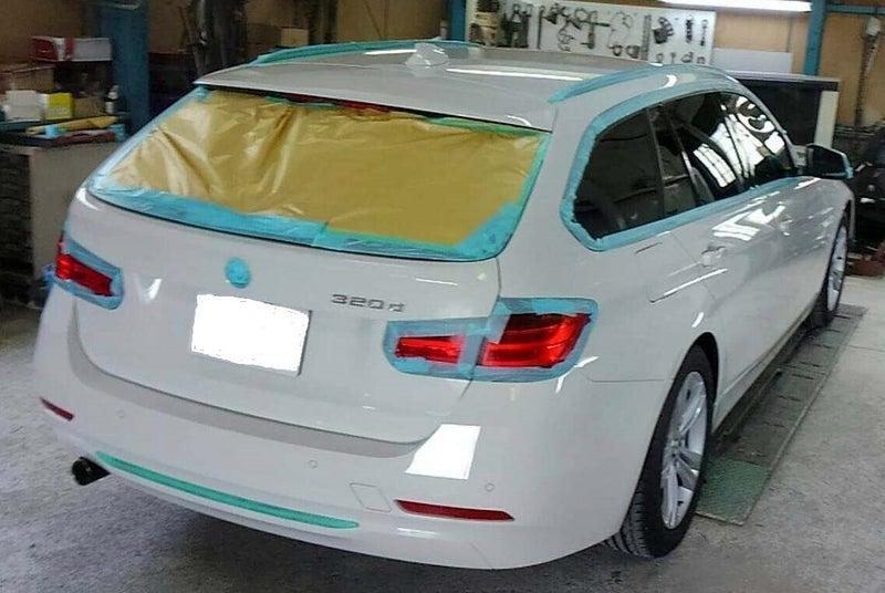 BMW ポリシュ