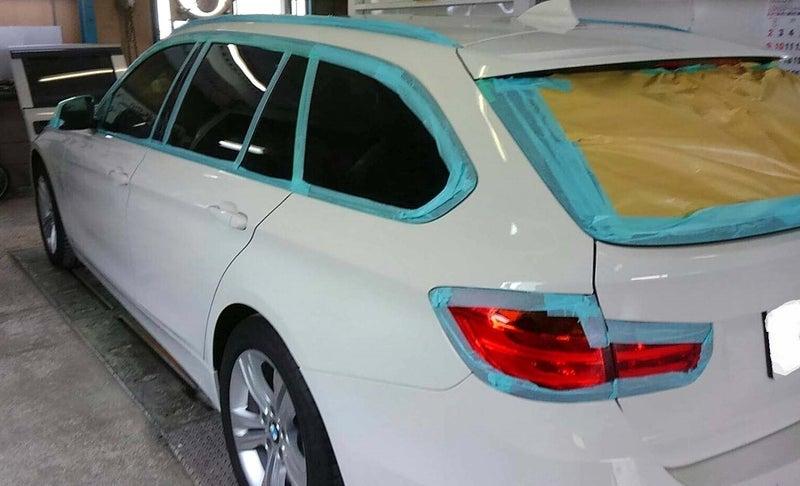 BMW 磨き
