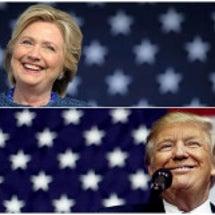 米大統領選、クリント…