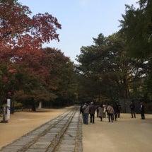 ソウル2日目①宗廟
