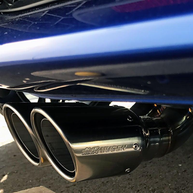 CR-Z ファイナルレーベル 無限マフラー