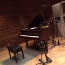神戸でレコーディング…