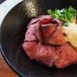 ローストビーフ丼!!…